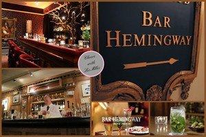 """Знаменитый """"Bar Hemingway"""" в отеле """"Ritz"""" в Париже"""