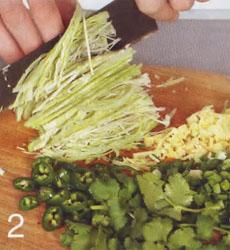Вьетнамский суп с рисовой лапшой - Шаг 2