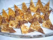 Пирожные Ореховые