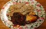 Кус-кус (Мясное блюдо)