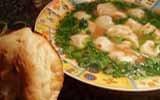 Шорба (Баранина с горохом и рисом)