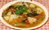 Бозбаш эчмиадзинский (Суп)