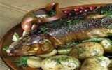 Ишхан хашац (Тушеная рыба)