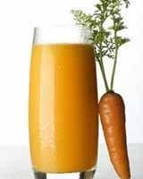 Йогурт морковный