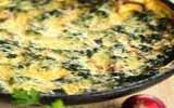 Шпинат с яйцами – кулинарный рецепт
