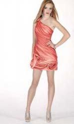 Цветочное платье для выпускного