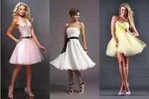Платья для выпускного вечера 2012