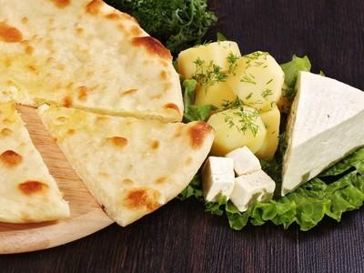 Рецепт с фотографиями приготовления осетинских пирогов