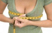 Диеты для увеличения груди