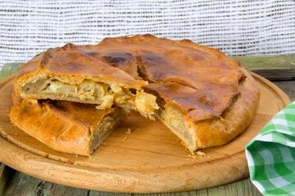 Рецепт пирога с рыбой «Калекукко»