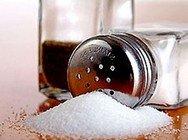 Повышенное употребление соли увеличивает риск инсульта