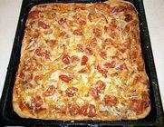 Рецепт приготовления пиццы в духовке