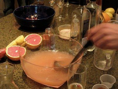 Рецепт приготовления пунша креольского