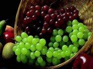 Виноград - кладезь витаминов