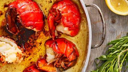 Рецепт приготовления омара