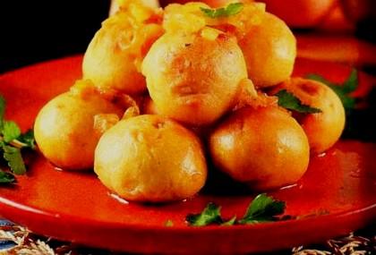 Рецепт приготовления блюда «Картофлянки»