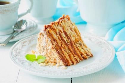 Рецепт торта «Наполеон»