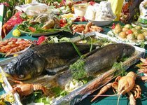 Рыбное раздолье