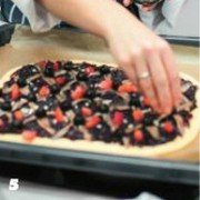 Писаладьер пирог - Фоторецепт 5