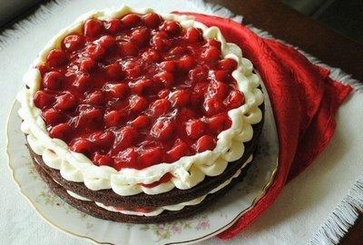 Рецепт приготовления торта «Подружка»
