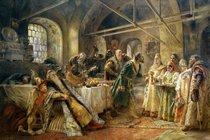 Русская кухня в XVIII веке
