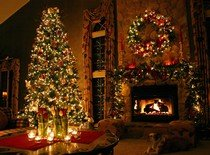 Домашние сладости на Рождество 2013