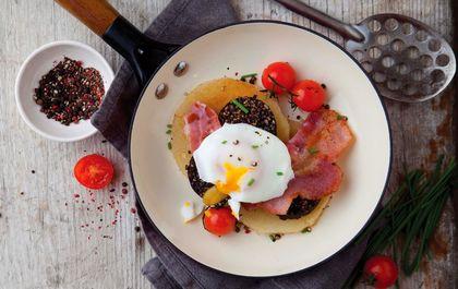 Готовим дома ирландский завтрак