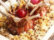 Рецепт приготовления корейки барашка