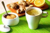 Чем полезен чай с имбирем?