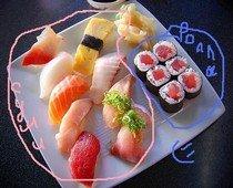 Отличия суши от ролл