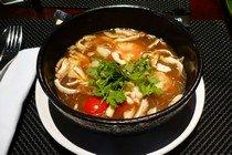 Рыба и морепродукты в паназиатской кухне