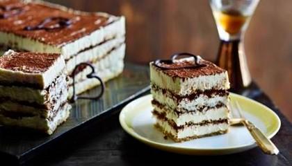 Готовим дома торт «Тирамису»