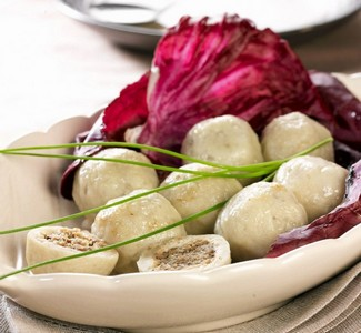 Рецепт приготовления «Клецки с мясом»
