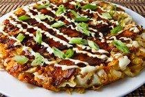 "Японская пицца ""Окономияки"""