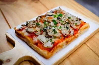 Рецепт приготовления пиццы «Фунги»