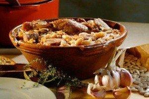 Кассуле - похлебка из бобов