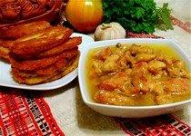 Мачанка с картофелем