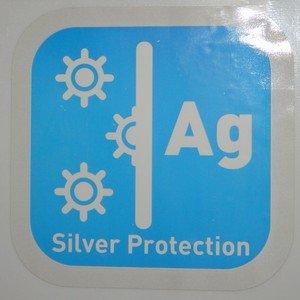 Серебряное покрытие холодильника Ag+