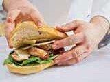 """Сэндвич """"Цезарь"""" Фото 6"""