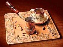 Рецепт приготовления кофе по-арабски (кофе с кардамоном)