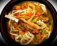 Рецепт приготовления дунганской лапши - дательман