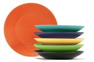 Разноцветные тарелки помогают похудеть очень быстро
