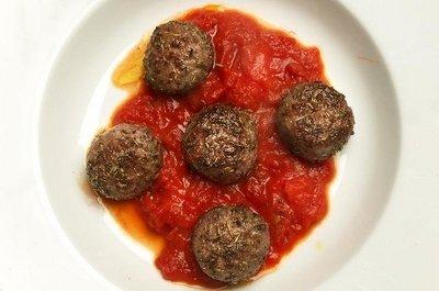Рецепт приготовления тефтелей в томатном соусе дома