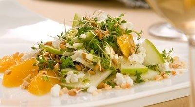 Рецепт приготовления салата «Деликатесный»