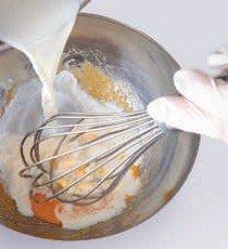 Шоколад с мятным сорбетом фото 4