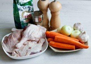 Ингредиенты для приготовления вкусного плова дома