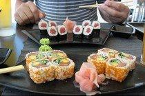 Один очень интересный факт из истории суши