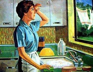 Как не стать рабыней кухни
