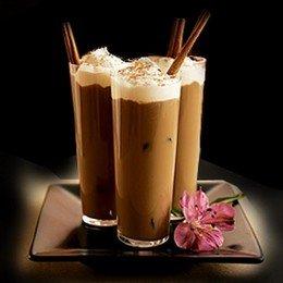 Рецепт приготовления кофейного коктейля