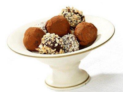 Как приготовить конфеты «Трюфели» из детского питания?
